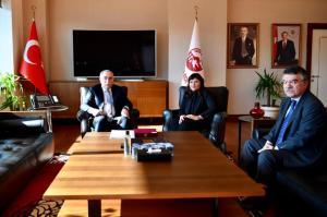 Fatih Belediyesi'ni ziyaret ettik (3 Mart 2020)