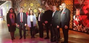 TUROB'un Yeni Yıl Yemeği'ne katıldık (8 Ocak 2020)