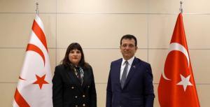 İstanbul Büyükşehir Belediyesi'ni ziyaret ettik (13 Şubat 2020)