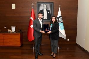 Beşiktaş Belediyesi'ni ziyaret ettik (11 Şubat 2020)